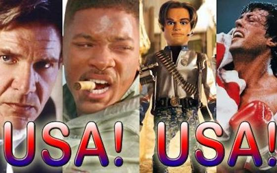 12 Most Patriotic Movie Moments