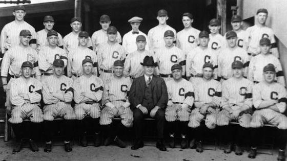 1920 Cleveland Indians