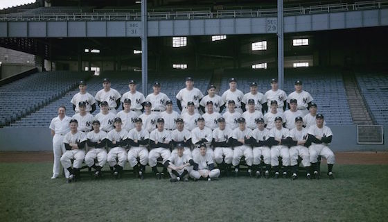 1950 New York Yankees