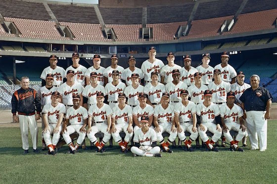 1970 Baltimore Orioles