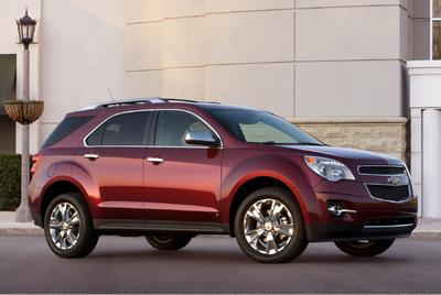 Car Reviews Auto Review Auto Review Chevy Equinox Equal to Crossover Sales Task | iHaveNet.com