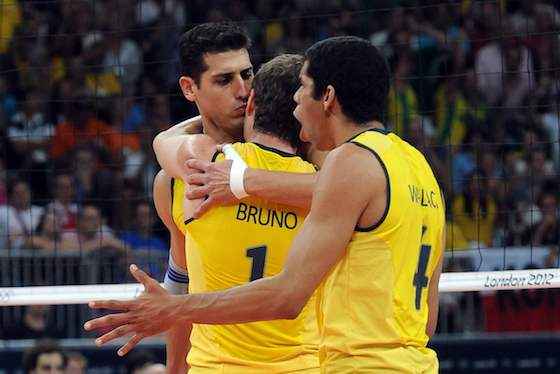 Brazil's World-Class Volleyball Outclasses Italy -- Advance to Olympic Final