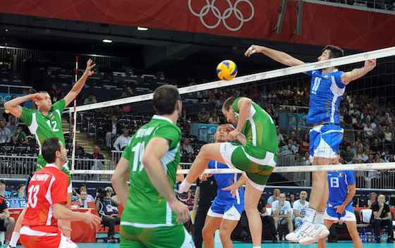 Italy Claims Men's Volleyball Bronze Medal vs Bulgaria
