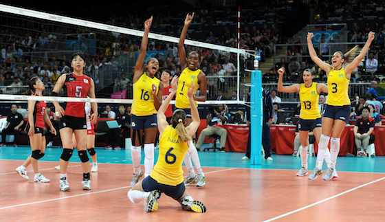 Brazil Dominates Japan: Advances to Women's Volleybal Olympic Finals