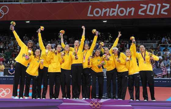 Brazil Stuns USA for Women's Volleyball Gold