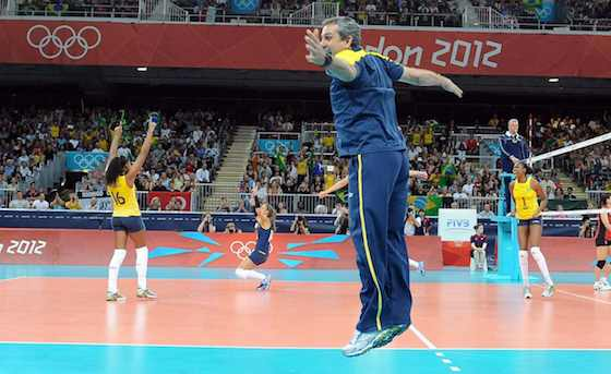 Brazil's Women's Volleyball Coach: 'We Deserve This'