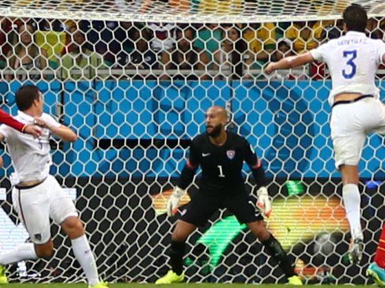 2014 World Cup Photos - Round of 16: USA vs Belgium - 2014 FIFA World Cup Brazil - 2014 FIFA World Cup Brazil   World Cup