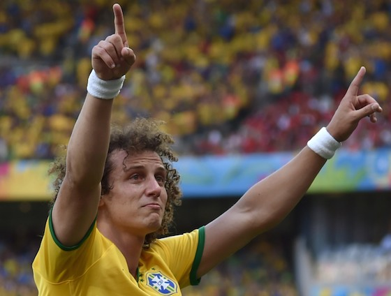 2014 World Cup Photos - Round of 16: Brazil vs Chile - 2014 FIFA World Cup Brazil - 2014 FIFA World Cup Brazil | World Cup