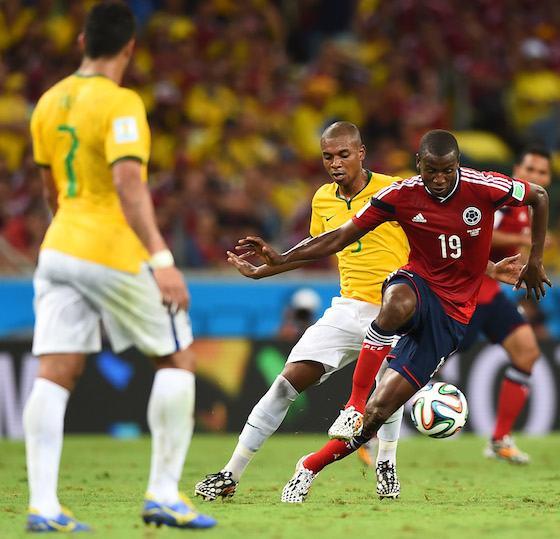 2014 World Cup Photos - Quarterfinals : Brazil vs Colombia - 2014 FIFA World Cup Brazil - 2014 FIFA World Cup Brazil   World Cup