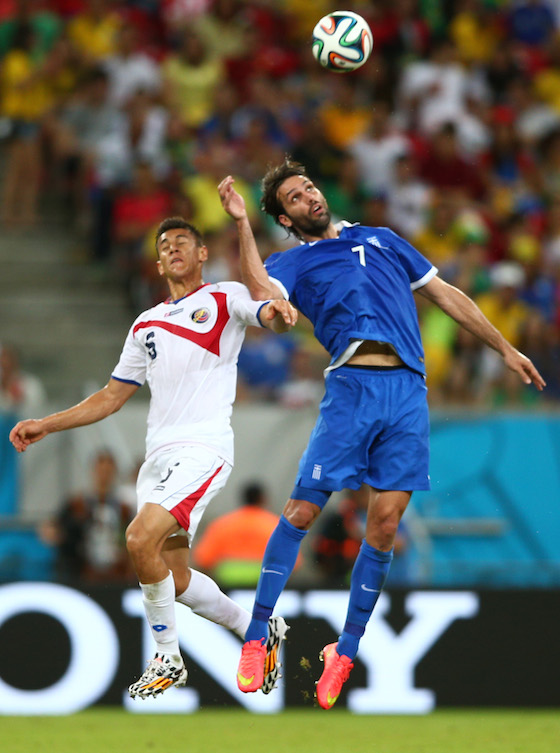 2014 World Cup Photos - Round of 16: Costa Rica v Greece - 2014 FIFA World Cup Brazil - 2014 FIFA World Cup Brazil | World Cup