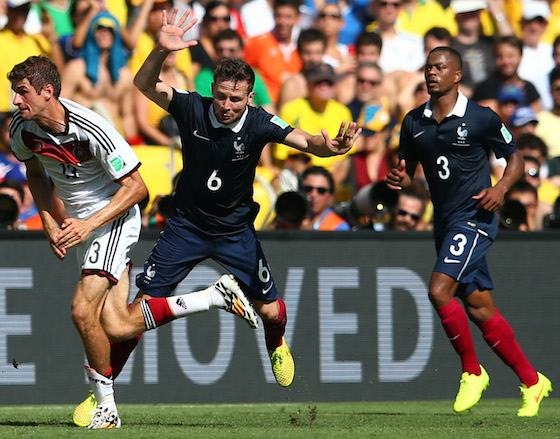 2014 World Cup Photos - Quarterfinals : France vs Germany - 2014 FIFA World Cup Brazil - 2014 FIFA World Cup Brazil | World Cup