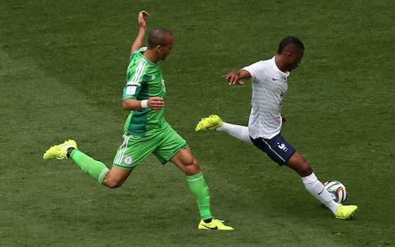 France Beats Nigeria 2-0 to Reach World Cup Quarterfinals | 2014 World Cup