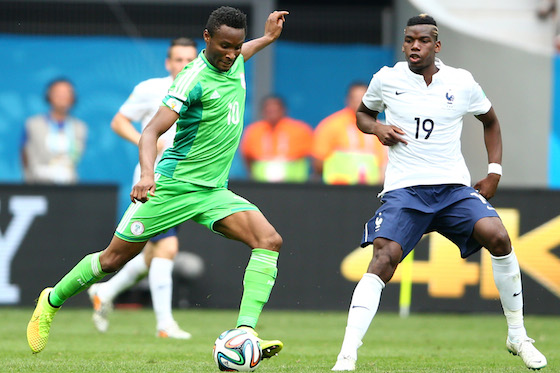 2014 World Cup Photos - Round of 16: France vs Nigeria - 2014 FIFA World Cup Brazil - 2014 FIFA World Cup Brazil | World Cup