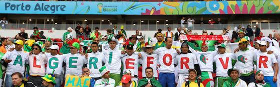 2014 World Cup Photos - Round of 16: Germany vs Algeria - 2014 FIFA World Cup Brazil - 2014 FIFA World Cup Brazil   World Cup