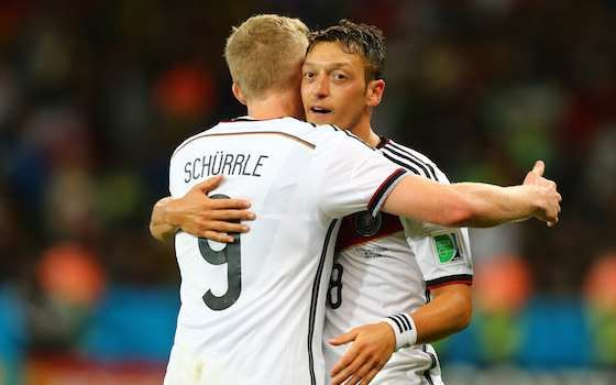 Germany Advances to Quarterfinals with 2-1 Win Over Algeria | 2014 World Cup