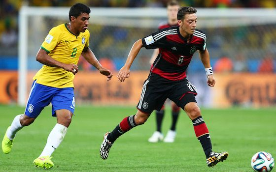 Germany Thrashes Brazil 7-1 - 2014 World Cup Semifinals