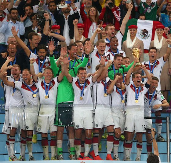 2014 World Cup Photos - Argentina vs Germany - 2014 FIFA World Cup Brazil | World Cup