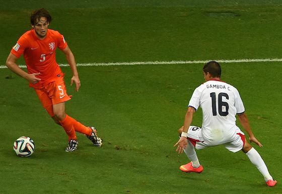 2014 World Cup Photos - Quarterfinals : Netherlands vs Costa Rica - 2014 FIFA World Cup Brazil - 2014 FIFA World Cup Brazil | World Cup