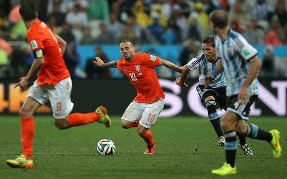 2014 World Cup Photos - Semifinals : Netherlands vs Argentina - 2014 FIFA World Cup Brazil | World Cup
