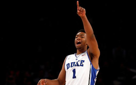 2014 NBA Draft: No. 2, Bucks Select Jabari Parker