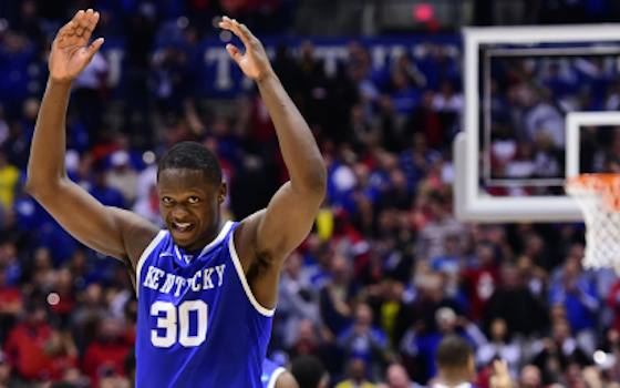 2014 NBA Draft: No. 7, LA Lakers Select Julius Randle