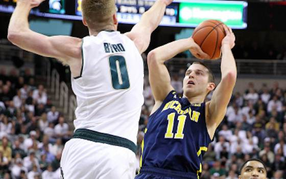 2014 NBA Draft: No. 8, Sacramento Kings Select Nik Stauskas