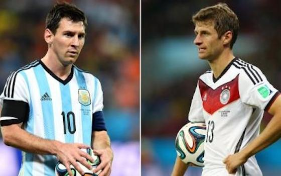 Argentina vs Germany: World Cup Final Preview - 2014 World Cup Semifinals