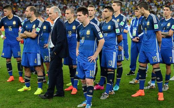 Messi: We Had Our Chances - 2014 World Cup Semifinals
