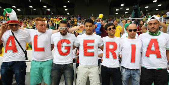 2014 World Cup Photos - Algeria v Russia Group H - 2014 FIFA World Cup Brazil - 2014 FIFA World Cup Brazil | World Cup
