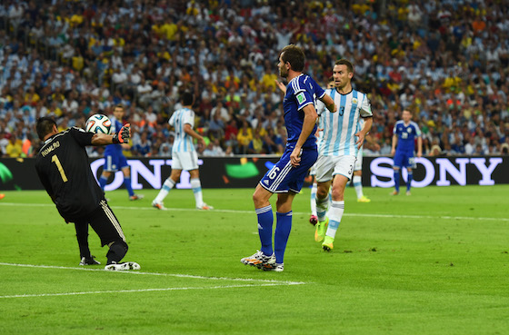 2014 World Cup Photos - Argentina v Bosnia-Herzegovina: Group F - 2014 FIFA World Cup Brazil | World Cup