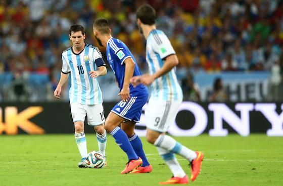 2014 World Cup Photos - Argentina v Bosnia-Herzegovina: Group F - 2014 FIFA World Cup Brazil | World Cup