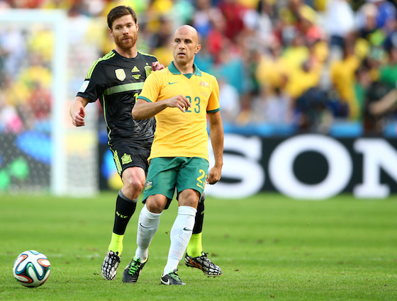 2014 World Cup Photos - Australia v Spain - Group B - 2014 FIFA World Cup Brazil - 2014 FIFA World Cup Brazil | World Cup