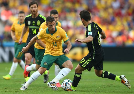 2014 World Cup Photos - Australia v Spain - Group B - 2014 FIFA World Cup Brazil - 2014 FIFA World Cup Brazil   World Cup