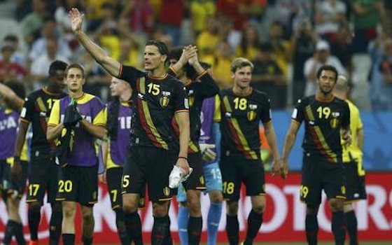 Belgium Tops Group H with 1-0 Win Over South Korea | World Cup