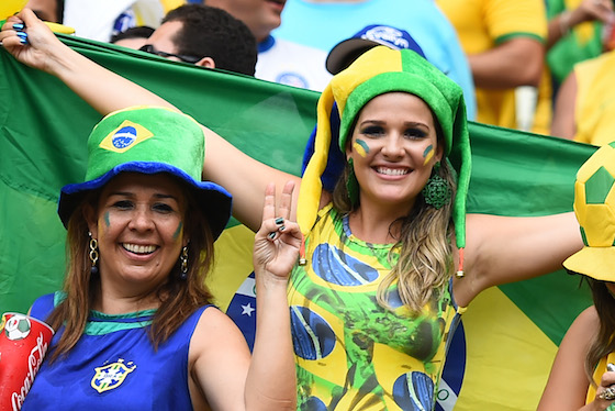 2014 World Cup Photos - Brazil vs Mexico : Group A - 2014 FIFA World Cup Brazil | World Cup
