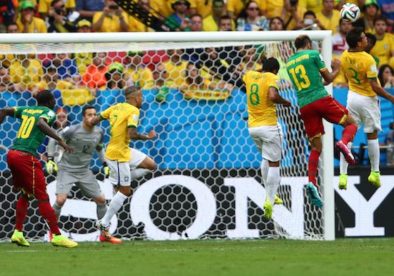 2014 World Cup Photos - Brazil vs Cameroon - Group A - 2014 FIFA World Cup Brazil - 2014 FIFA World Cup Brazil   World Cup