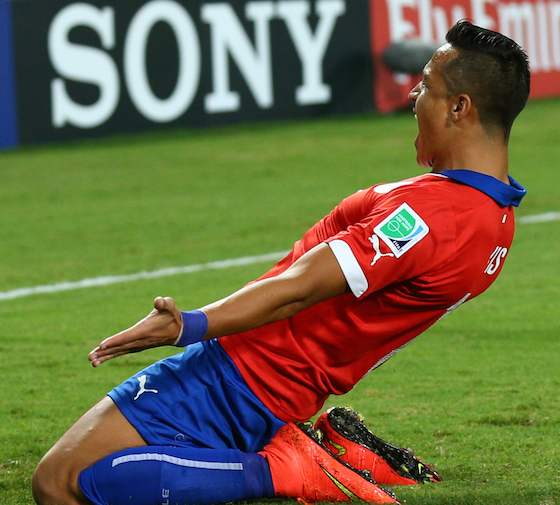 2014 World Cup Photos - Chile vs Australia | World Cup