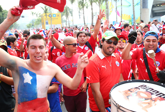 2014 World Cup Photos - Spain v Chile: Group B - 2014 FIFA World Cup Brazil | World Cup