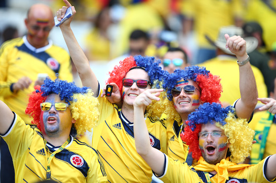 2014 World Cup Photos - Colombia vs Greece | World Cup