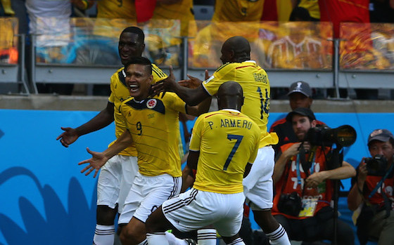 Colombia Comfortably Overcomes Greece in World Cup | World Cup