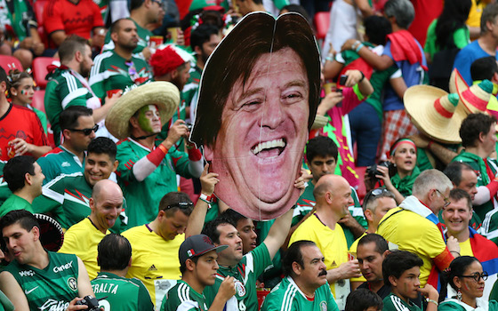 Mexico Advances to Knockout Round | World Cup
