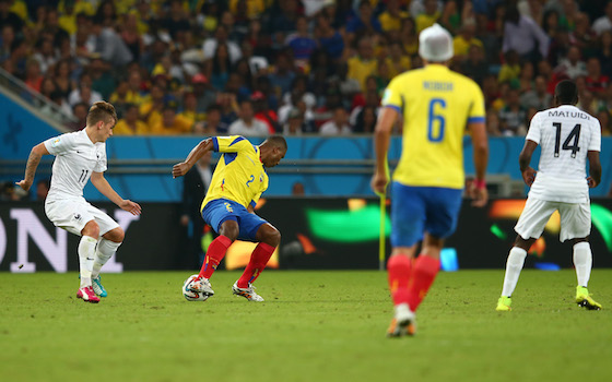 Ecuador Holds France to Scoreless Draw | World Cup