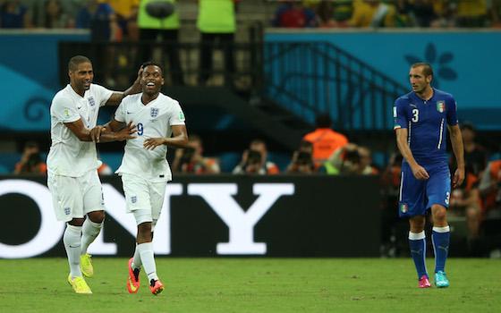 2014 World Cup Photos - England vs Italy   World Cup