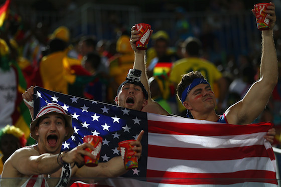 USA World Cup Mania: Thrilling, Unpredictable, Uninformed | World Cup