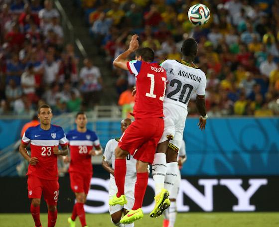 2014 World Cup Photos - Ghana v USA: Group G - 2014 FIFA World Cup Brazil   World Cup