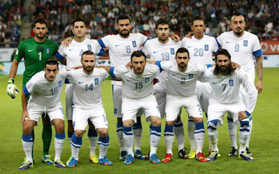 Greece Optimistic About World Cup Chances | World Cup