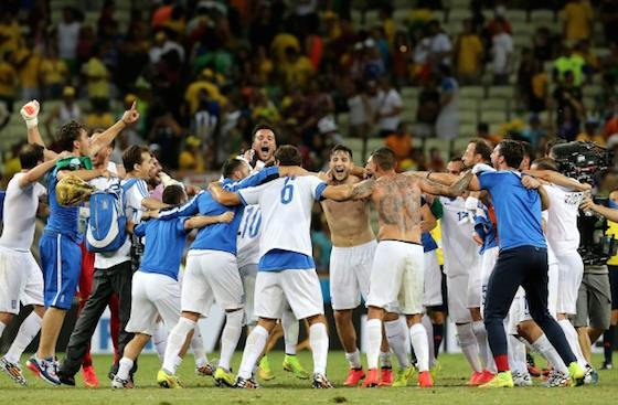 2014 World Cup Photos - Greece vs Ivory Coast: Group C - 2014 FIFA World Cup Brazil - 2014 FIFA World Cup Brazil | World Cup