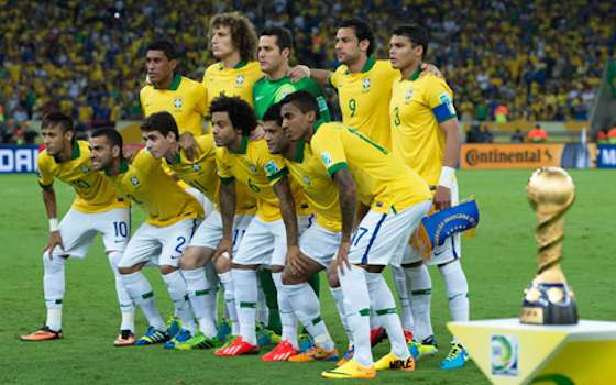 Host Brazil Eyes Sixth World Cup Title | World Cup