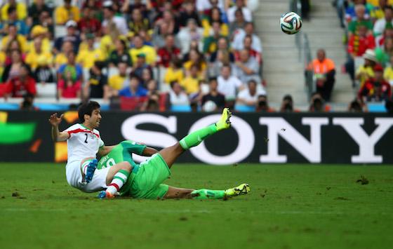 2014 World Cup Photos - Iran v Nigeria: Group F - 2014 FIFA World Cup Brazil | World Cup