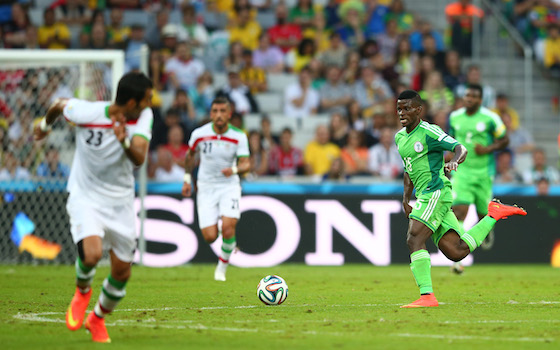 Nigeria and Iran in Lacklustre 0-0 Draw | World Cup
